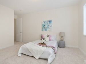 Beautiful Furnished 2 Bed Rooms in Home Upstairs Available