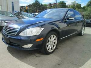 2007 Mercedes-Benz S550 4MATIC V8 Perfect condition!