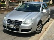 2008 Volkswagen Jetta 1KM MY08 FSI Tiptronic Silver 6 Speed Sports Automatic Sedan West Hindmarsh Charles Sturt Area Preview