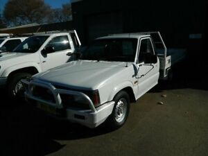 1998 Ford Courier White 5 Speed Manual Cab Chassis Wellington Wellington Area Preview