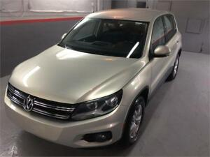 2013 Volkswagen Tiguan 4MOTION TSI/AWD/Bluetooth/Automatique...
