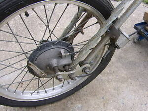 "Looking for 21"" front wheel with drum brake"