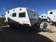 2018 Atlantic Caravans Endeavour 20 MDOOR FAMILY Chevallum Maroochydore Area Preview