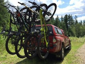 Vehicle mount vertical bike rack,multi-discipline,starts at $700 Revelstoke British Columbia image 5
