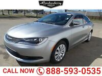 BRAND NEW 2015 Chrysler 200 LX