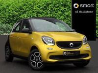 smart forfour NIGHT SKY PRIME PREMIUM T (yellow) 2016-01-29