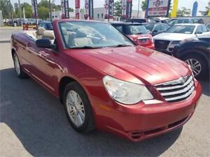 2009 Chrysler Sebring LX, CONVIRTIBLE, AUTO * 1 AN DE GARANTIE *