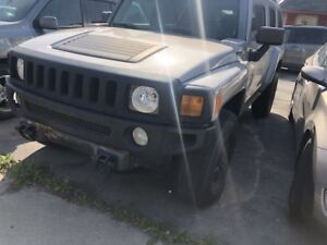 2006 HUMMER H3 4X4 CLEARANCE