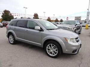 2016 Dodge Journey Limited Low Monthly Payments Finacing For All Windsor Region Ontario image 4