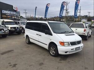 2001 Mercedes-Benz Vito 108CDI 108CDI 5 Speed Manual Van Lilydale Yarra Ranges Preview