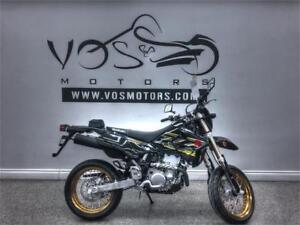 2018 Suzuki DR-Z400SM - V3061NP - No Payments for 1 Year**