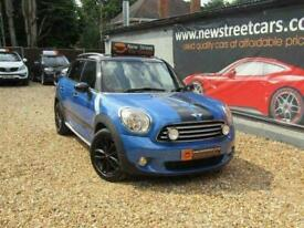 image for 2011 MINI Countryman 1.6 Cooper D ALL4 5dr SUV Diesel Manual