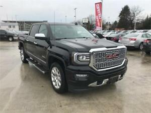 2016 GMC Sierra 1500 Denali SHORT BOX 4WD (NO ACCIDENTS)