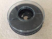 Kodak Carousel 80 slide rotary magazines for Carousel slide projectors