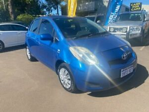 2011 Toyota Yaris NCP130R YR 5 Speed Manual Hatchback Margaret River Margaret River Area Preview