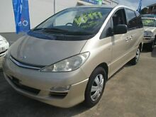 2005 Toyota Tarago ACR30R MY03 GLI Gold 4 Speed Automatic Wagon Greenslopes Brisbane South West Preview