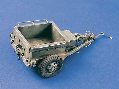 Verlinden 1/35 US M332 1.5T G660 Armored Ammo Trailer Vietnam to Present 924