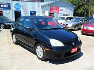 2006 Suzuki Aerio| MUST SEE| PERFECT STUDENT CAR|WELL SERVICED