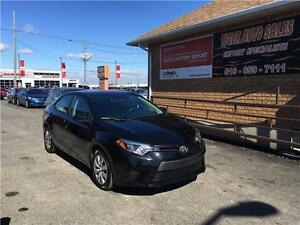 2016 Toyota Corolla LE **HEATED SEAT**BACK-UP CAMERA**
