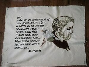 St Francis of Assisis