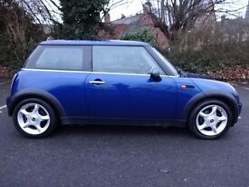 2003 MiniOne 1.4 Diesel Manual With 12 Month MOT PX Welcome
