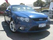 2008 Ford Falcon FG XR6*** BOOKS** Blue 6 Speed Automatic Sedan Beckenham Gosnells Area Preview