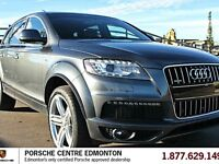 2013 Audi Q7 Sport Model - local car - winter wheels and tires
