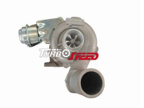 Turbina garrett 708639 1,9 dci variabile