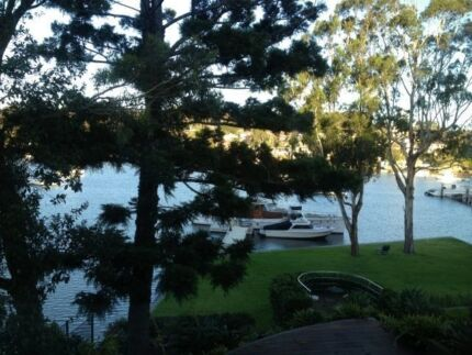 Beautiful Waterfront Home for houseshare Yowie Bay Sutherland Area Preview