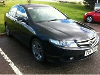 Accord 2007 black breaking for spares parts