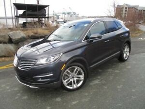 2015 Lincoln MKC 2.3L ECOBOOST (AWD, NAVIGATION, DUAL DVD, PANO