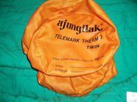 Sleeping Bag Ajungilak Telemark Thermo Twin