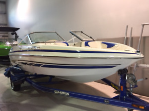 2008 GLASTRON MX 175 OPEN BOW V6 USED BOAT