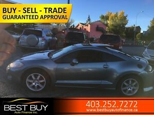 2007 Mitsubishi Eclipse GT  6 speed manual transmission V6