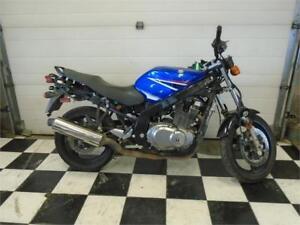 2008 Suzuki GS 500/Parts Bike
