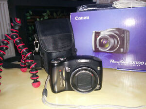 Canon Powershot SX100IS Digital Camera