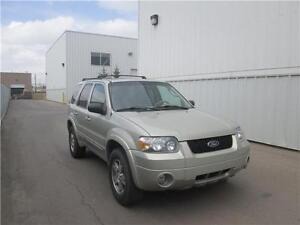 2005 ford escape limited sale or trade