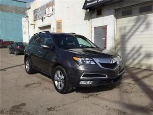 2012 Acura MDX,7pass,Only 30,000Kms,Sunroof,AWD,Accident Free!
