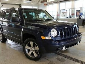 2016 Jeep Patriot Sport High Altitude 4X4, Leather Seats, Sunroo