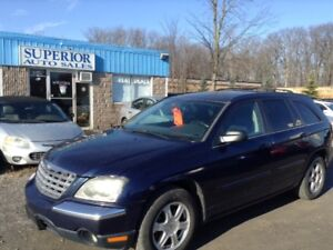 2004 Chrysler Pacifica Fully certified!