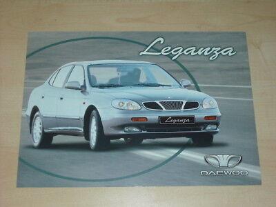 34891) Daewoo Leganza Polen Prospekt 199? d'occasion  Expédié en Belgium