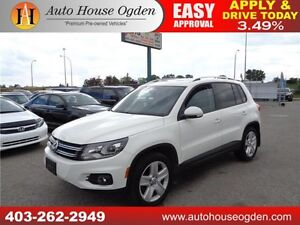 2013https:// VOLKSWAGEN TIGUAN HIGHLINE NAVI BACKUPCAM PANO ROOF
