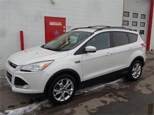 2013 Ford Escape SEL 4wd ~ Leather ~ Nav ~ Bluetooth ~ $17,800