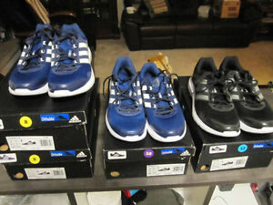 Running shoes, adidas duramo size 8 & 12, BNIB