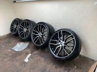 BMW M Performance Style Alloys alloy wheel 19 inch