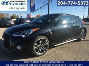 2016 Hyundai Veloster TURBO Leather Heated Seats and Steering wh