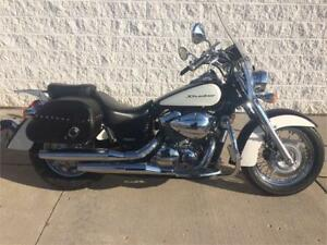 2008 Honda Shadow Touring - VT750T