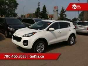 2019 Kia Sportage LX; AWD, HEATED SEATS, BACKUP CAMERA, BLUETOOT