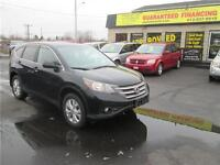 2012 Honda CR-V EX-L - awd-Leather-Lowkm! Guaranteed Financing!!