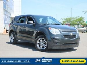 2013 Chevrolet Equinox LS AUTO A/C CRUISE GR ELECT MAGS